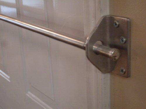 Safe Home Security Doors : See safe home security door bar restraint system erics