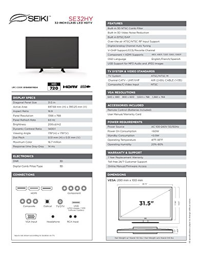 Seiki-SE32HY-32-Inch-720p-60Hz-LED-TV-2015-Model-0-7
