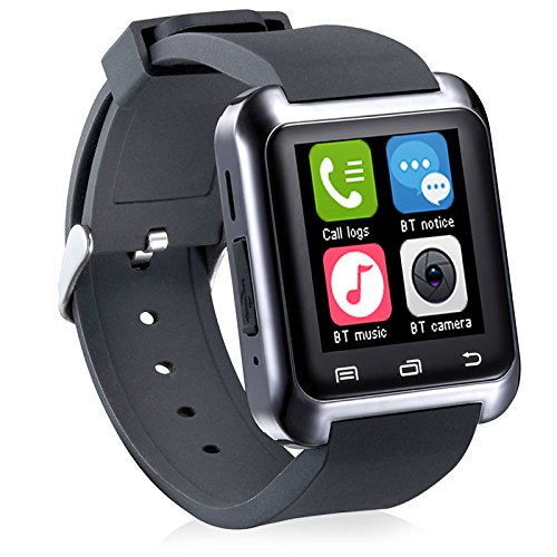 Singe-Bluetooth-40-Smart-Watch-Bracelet-for-Smartphones-Android-Samsung-S3S4S5-Note-2Note-3-Note-4-HTC-Sony-Black-0-1