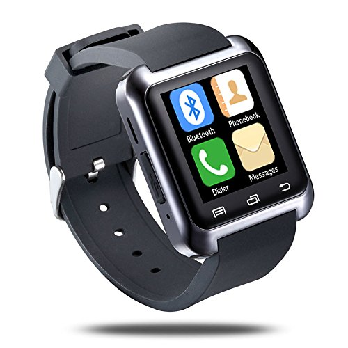 Singe-Bluetooth-40-Smart-Watch-Bracelet-for-Smartphones-Android-Samsung-S3S4S5-Note-2Note-3-Note-4-HTC-Sony-Black-0-2