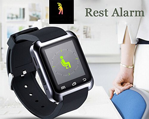 Singe-Bluetooth-40-Smart-Watch-Bracelet-for-Smartphones-Android-Samsung-S3S4S5-Note-2Note-3-Note-4-HTC-Sony-Black-0-3