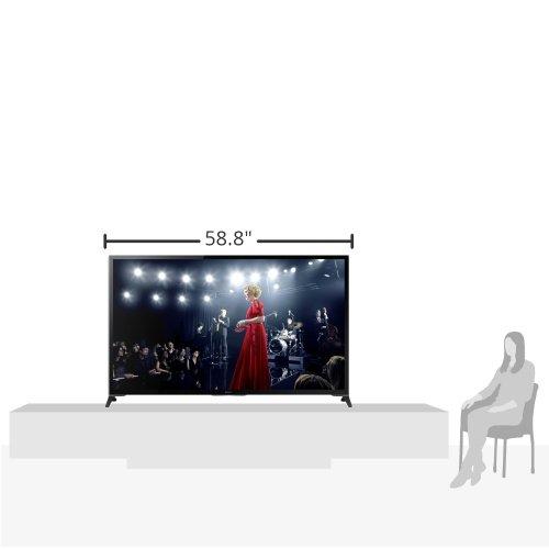 Sony XBR65X950B 65-Inch 4K Ultra HD 120Hz 3D Smart