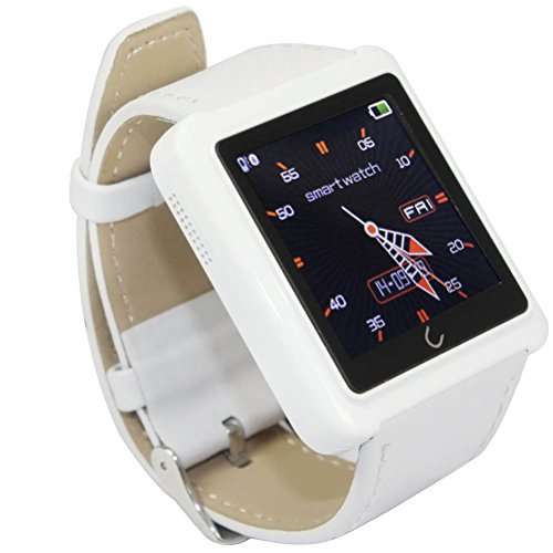 Surpass-A-Smart-Watches-Bluetooth-Watch-for-Iphone-4-4s-5-5s-5c-6-Plus-Samsung-Galaxy-S5-S4-S3-Note-3-2-Htc-One-M8-M7-Sony-Google-Lg-White-0-0