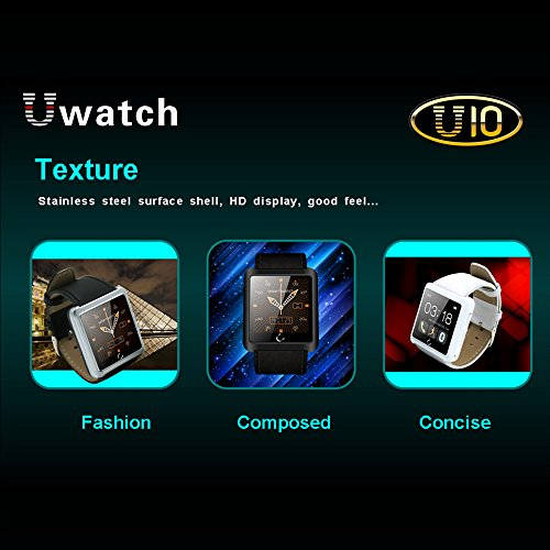 Surpass-A-Smart-Watches-Bluetooth-Watch-for-Iphone-4-4s-5-5s-5c-6-Plus-Samsung-Galaxy-S5-S4-S3-Note-3-2-Htc-One-M8-M7-Sony-Google-Lg-White-0-3