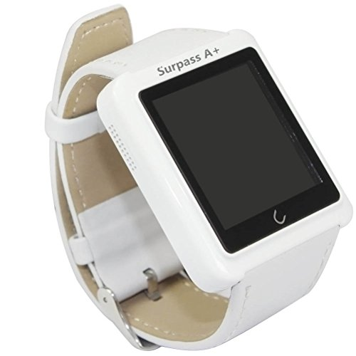 Surpass-A-Smart-Watches-Bluetooth-Watch-for-Iphone-4-4s-5-5s-5c-6-Plus-Samsung-Galaxy-S5-S4-S3-Note-3-2-Htc-One-M8-M7-Sony-Google-Lg-White-0-8