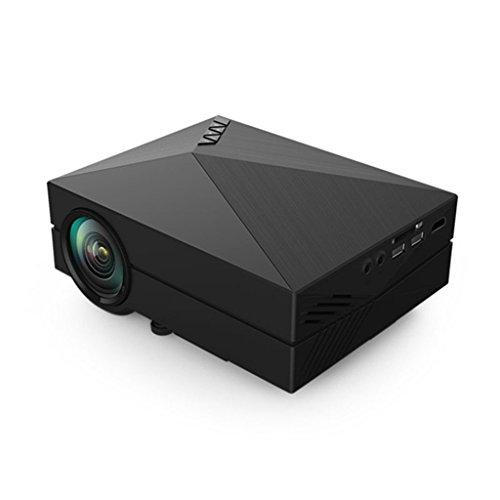 Mini Portable Lcd Multimedia Led Projector Full Hd 1080p: Taotaole Mini LED Projector LCD 800 Lumens Multimedia