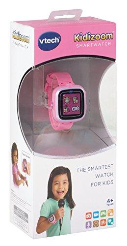 VTech-Kidizoom-Smartwatch-Pink-0-4