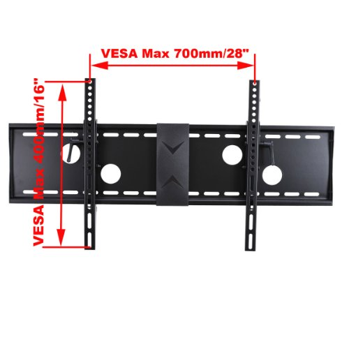 Videosecu Tilt Tv Wall Mount Bracket For 37 To 70 Inch Lcd