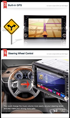 Windows8-UI-2015-New-Model-62inch-Universal-2-din-LCD-Touch-Screen-in-Dash-Car-DVD-Player-with-Dvdcdmp3mp4usbsdamfmRadiobluetoothstereoaudio-GPS-Navigation-Free-Official-Kudos-GPS-Map-0-3