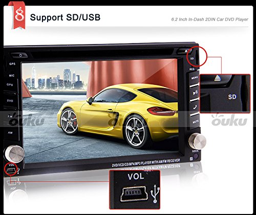 Windows8-UI-2015-New-Model-62inch-Universal-2-din-LCD-Touch-Screen-in-Dash-Car-DVD-Player-with-Dvdcdmp3mp4usbsdamfmRadiobluetoothstereoaudio-GPS-Navigation-Free-Official-Kudos-GPS-Map-0-7