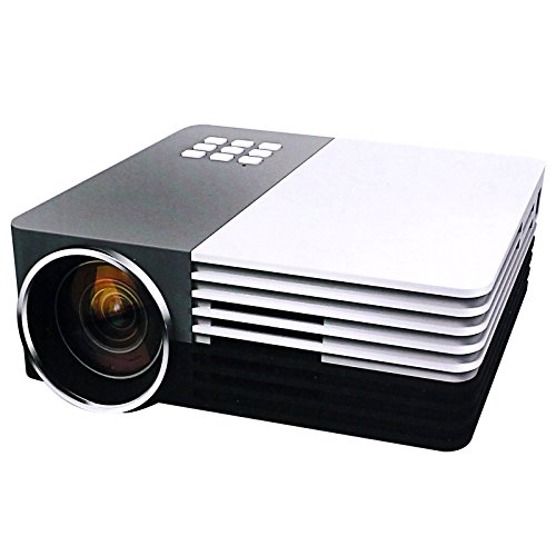 """Mini Portable Lcd Multimedia Led Projector Full Hd 1080p: Xinda 100 """"Mini Multimedia Portable LCD LED Video Game"""
