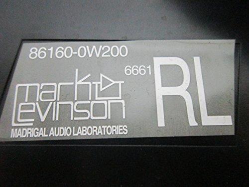 00-01-02-03-04-05-LEXUS-GS300-GS400-GS430-MARK-LEVINSON-SPEAKER-RL-0-0