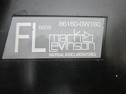 00-01-02-03-04-05-LEXUS-GS300-GS400-GS430-MARK-LEVINSON-SPEAKER-TWEETER-FL-0-0