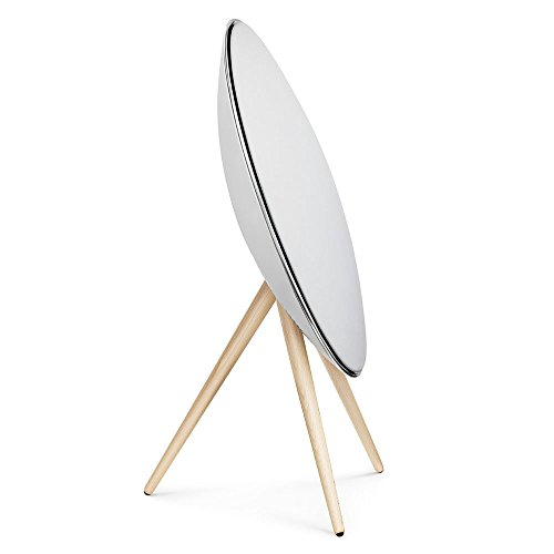 beoplay a9 2nd generation white with maple legs erics electronics. Black Bedroom Furniture Sets. Home Design Ideas