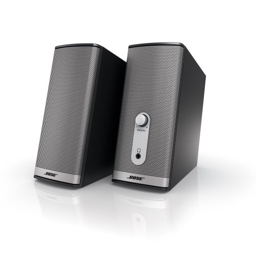 bose companion 2 series ii multimedia speaker system erics electronics. Black Bedroom Furniture Sets. Home Design Ideas