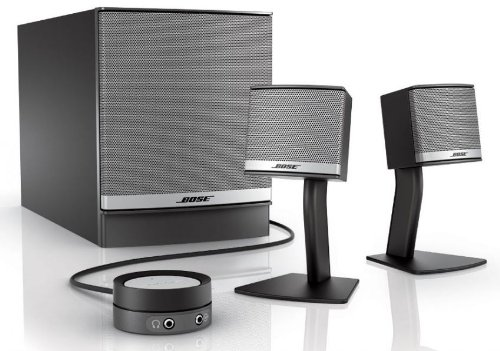 Bose 174 Companion 3 Series Ii Multimedia Speaker System