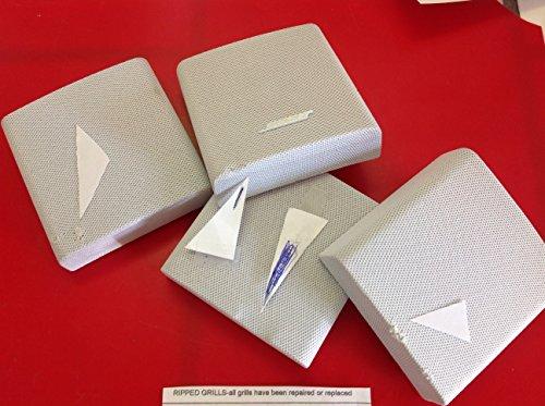 Bose Double cube speaker white.