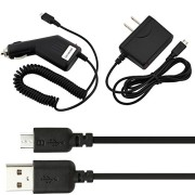 EZOPower-6ft-Micro-USB-Data-Cable-Car-Home-Wall-Charger-for-OnePlus-OnePlus-2-One-Cellphone-Smartphone-and-more-0