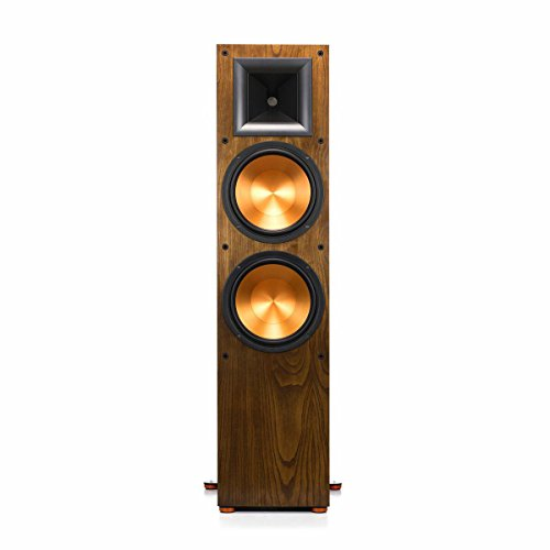 klipsch rf 7 ii limited edition reference series flagship floorstanding speaker each walnut. Black Bedroom Furniture Sets. Home Design Ideas