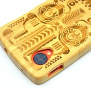 LG-Google-Nexus-5-Wood-Case-Bamboo-Totem-Premium-Quality-Natural-Wooden-Case-for-your-Smartphone-and-Tablet-by-VolksRoseTM-0-5