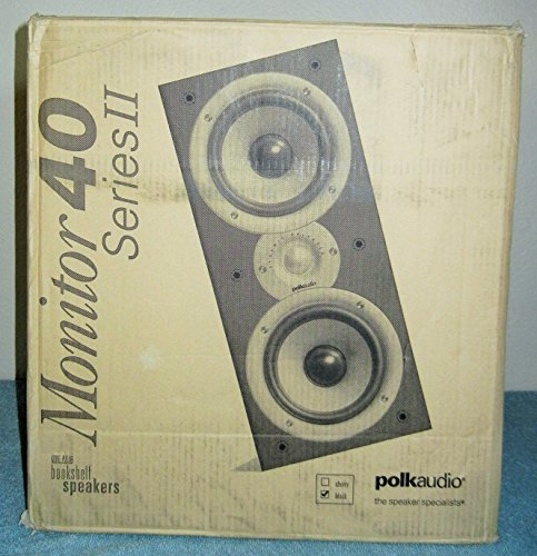 Polk Audio AM4095 A Monitor40 Series II Two