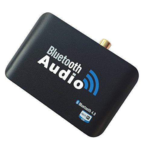 aoeyoo® Bluetooth Music Receiver Adapter 4.0 with aptX ...