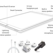 2015-Newest-Apple-iPad-Pro-129-inch-Tablet-Multi-Touch-Digitizer-2732-x-2048-QHD-3K-Retina-Screen-Digitizer-Penabled-W-Extra-All-in-One-Travel-Charger-32GB-Wi-Fi-Gold-0-2