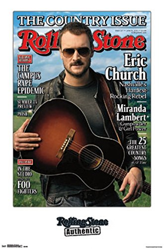 22×34-ROLLING-STONE-ERIC-CHURCH-14-Music-Poster-0