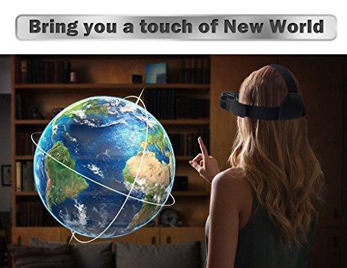 4a98d3316da 3D Vr Virtual Reality Headset Motoraux® Compatible for Smartphones ...