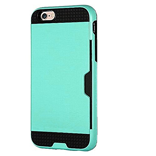 6SiPhone-6S66-CaseiPhone-6S-Case6S-CaseiPhone-6S-47-CaseCreativecase-2in1-PC-TPU-Hybrid-With-Credit-ID-Card-Solt-Design-Case-Cover-for-iPhone-6S6-47-inch-Green-0-1