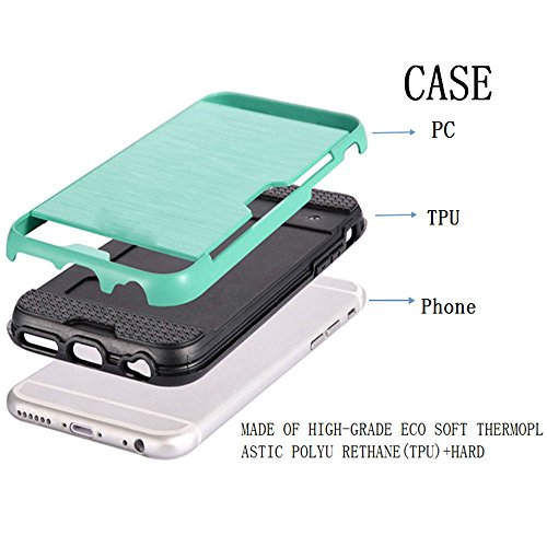 6SiPhone-6S66-CaseiPhone-6S-Case6S-CaseiPhone-6S-47-CaseCreativecase-2in1-PC-TPU-Hybrid-With-Credit-ID-Card-Solt-Design-Case-Cover-for-iPhone-6S6-47-inch-Green-0-2