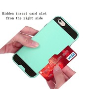 6SiPhone-6S66-CaseiPhone-6S-Case6S-CaseiPhone-6S-47-CaseCreativecase-2in1-PC-TPU-Hybrid-With-Credit-ID-Card-Solt-Design-Case-Cover-for-iPhone-6S6-47-inch-Green-0-5