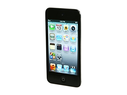 Apple iPod touch FC540LL/A 8 GB Black - 4th Generation ...