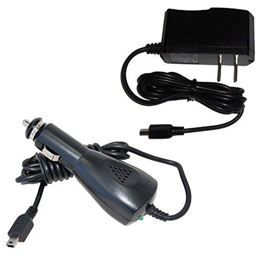 HQRP-Kit-Car-Charger-AC-Power-Adapter-for-Garmin-dzl-560LMT-570LMT-760LMT-770LMTHD-dzlCam-LMTHD-plus-HQRP-Coaster-0